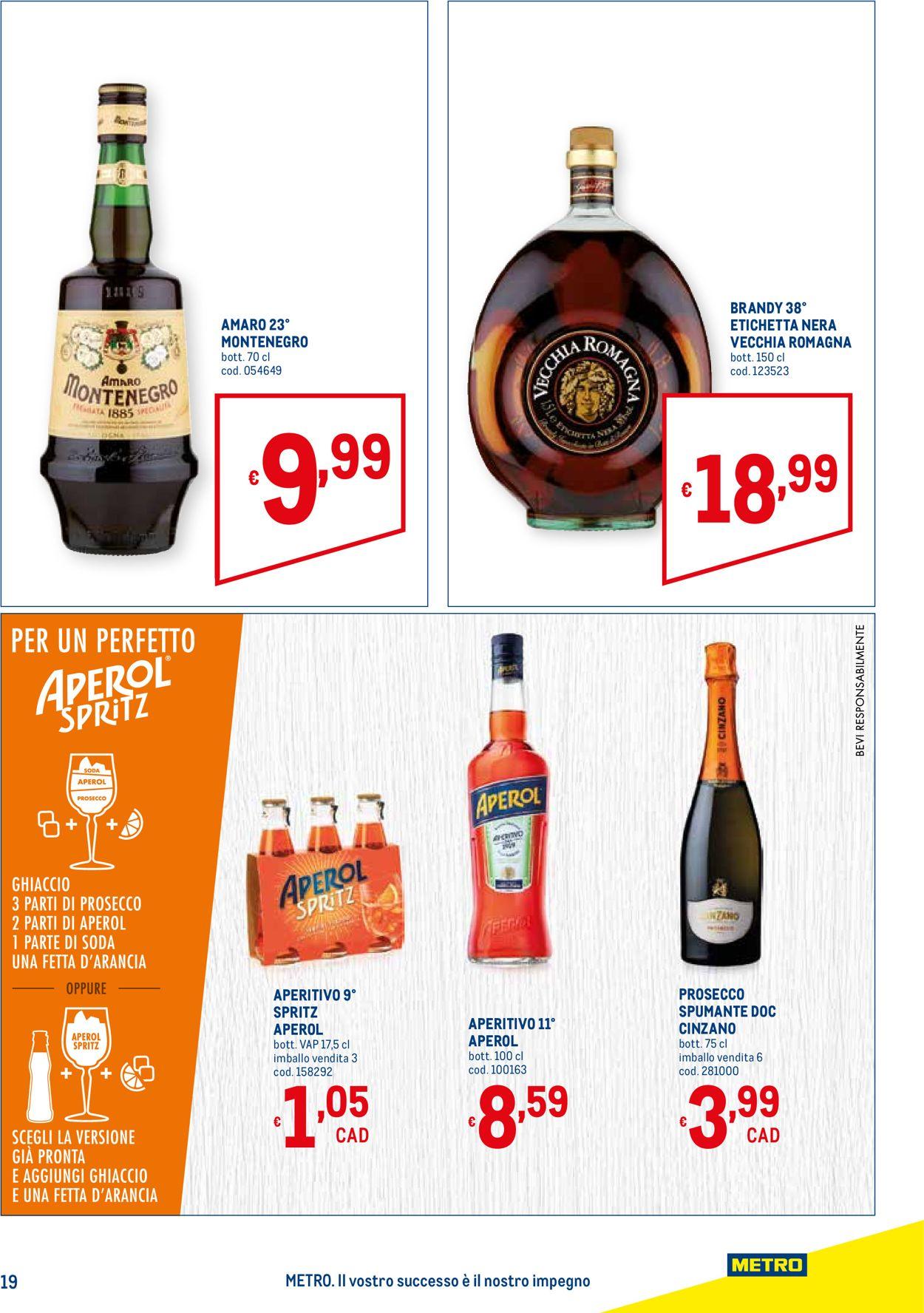 Volantino Metro - Offerte 17/06-14/07/2021 (Pagina 19)