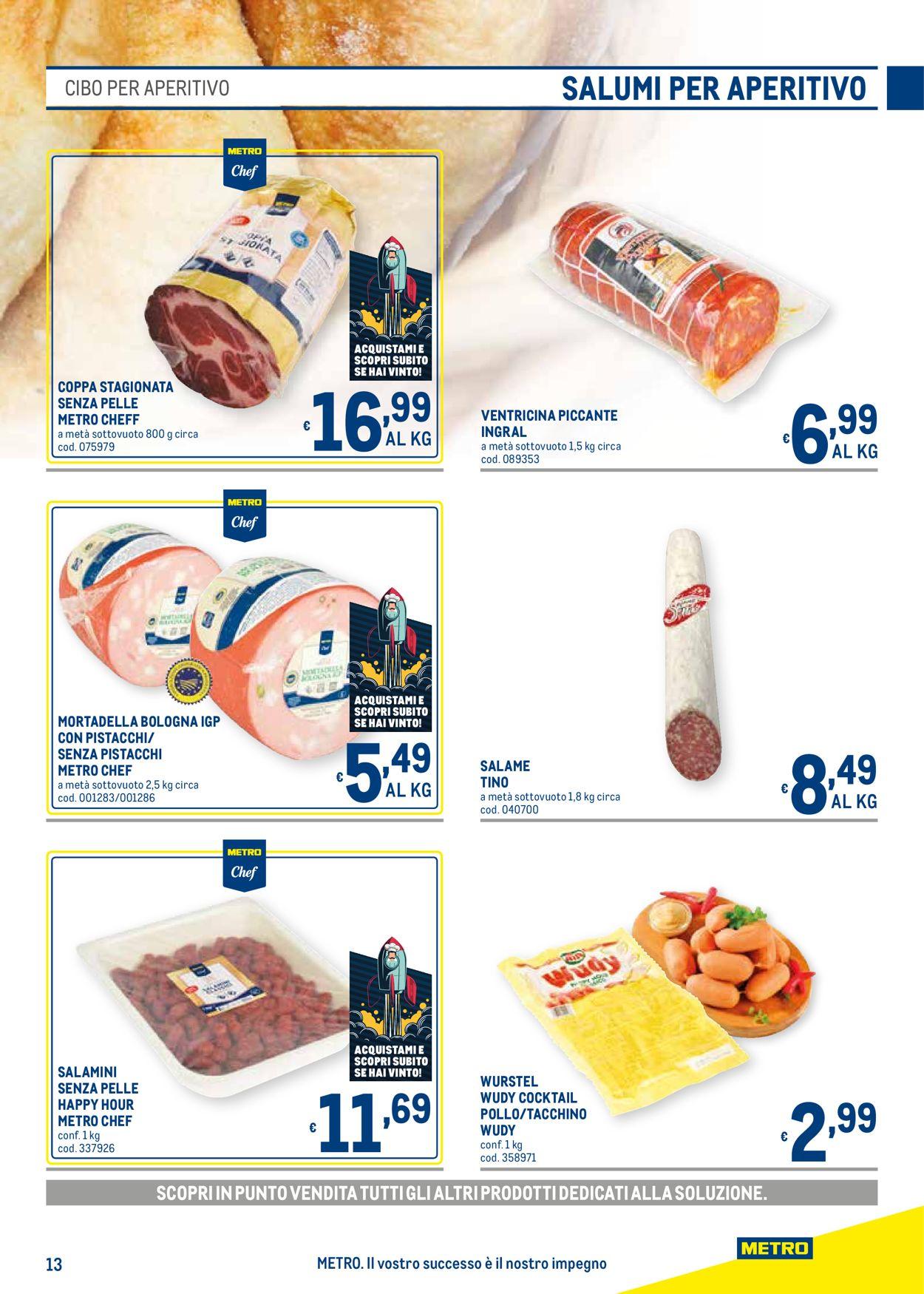 Volantino Metro - Offerte 17/06-14/07/2021 (Pagina 50)