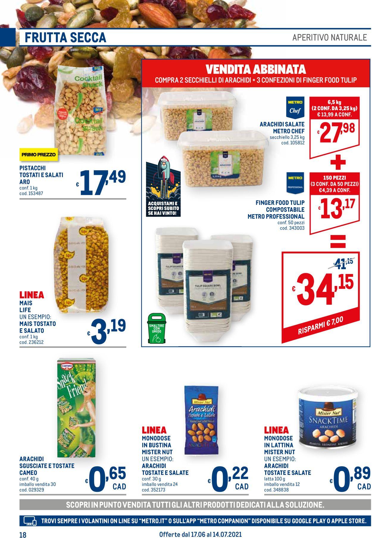 Volantino Metro - Offerte 17/06-14/07/2021 (Pagina 55)