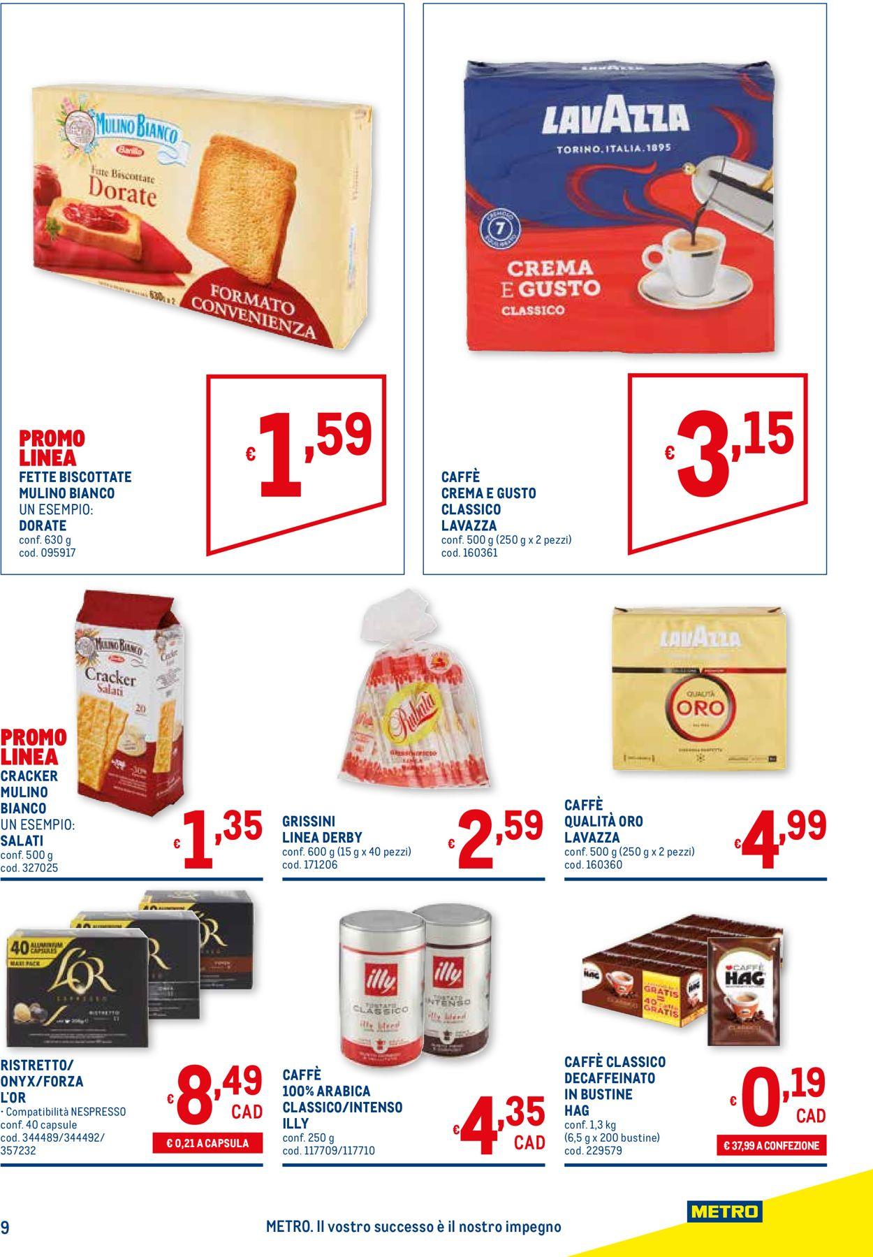 Volantino Metro - Offerte 17/06-30/06/2021 (Pagina 9)