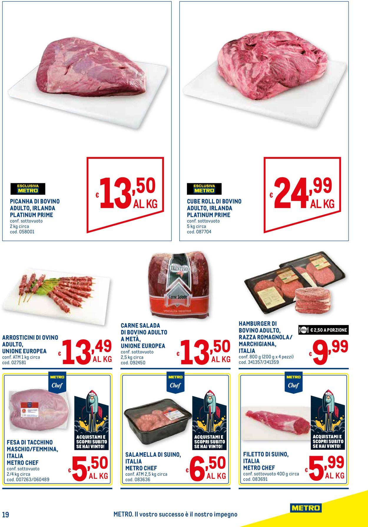 Volantino Metro - Offerte 17/06-30/06/2021 (Pagina 19)