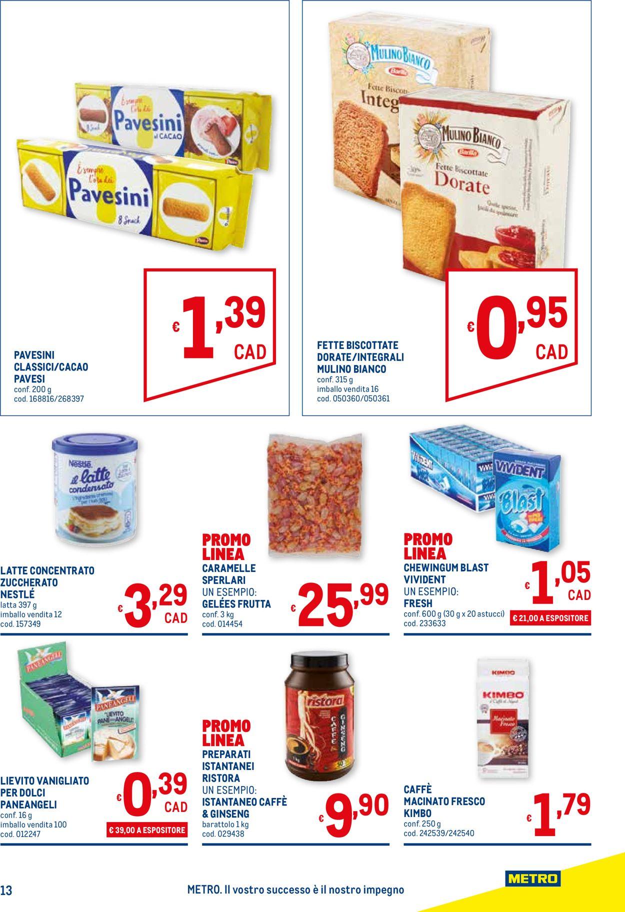 Volantino Metro - Offerte 01/07-14/07/2021 (Pagina 13)