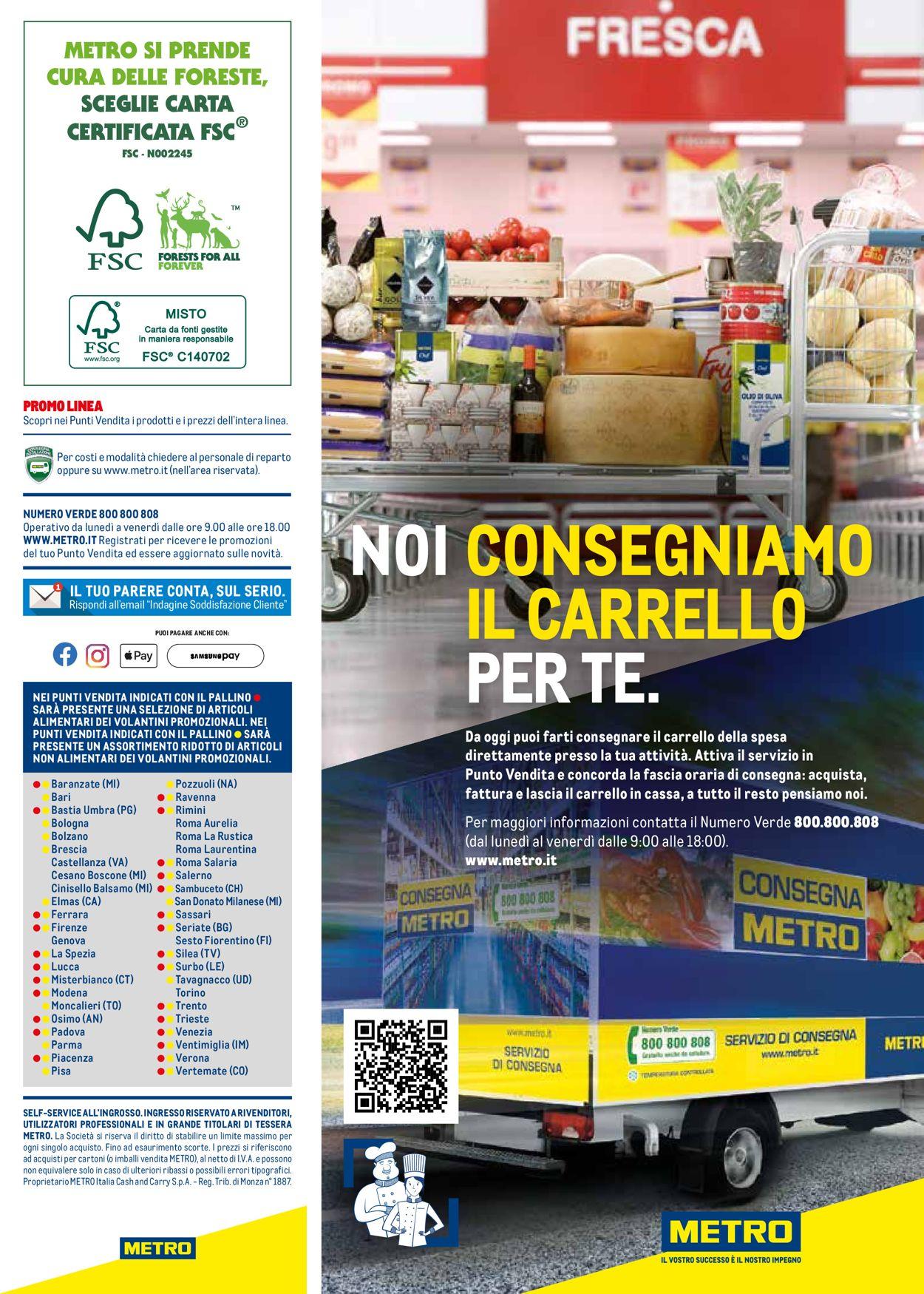Volantino Metro - Offerte 15/07-01/09/2021 (Pagina 37)