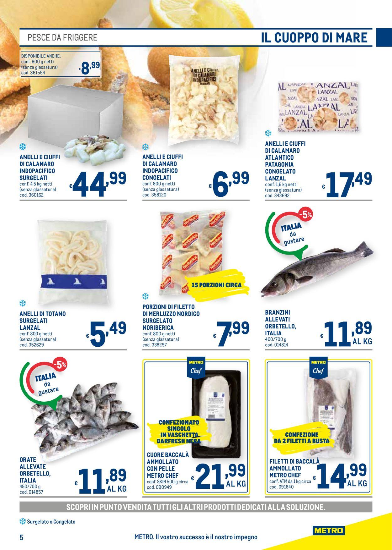 Volantino Metro - Offerte 15/07-01/09/2021 (Pagina 40)