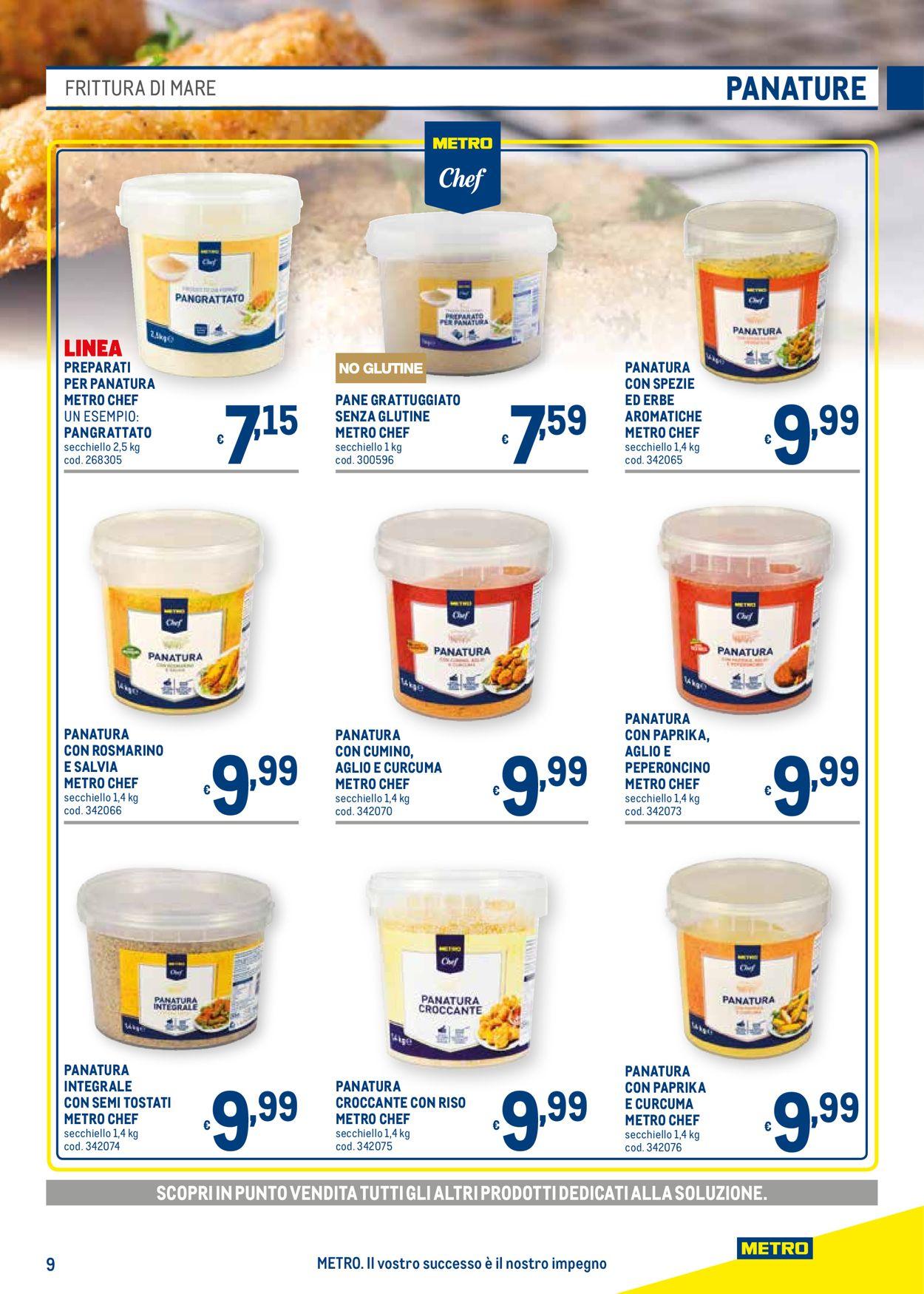 Volantino Metro - Offerte 15/07-01/09/2021 (Pagina 44)