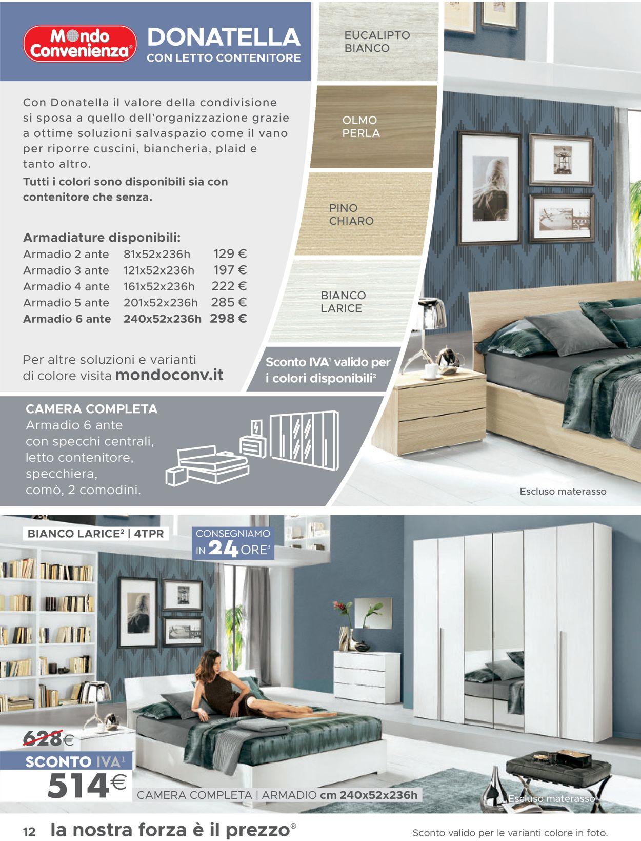 Volantino Mondo Convenienza - Offerte 02/04-02/06/2019 (Pagina 2)