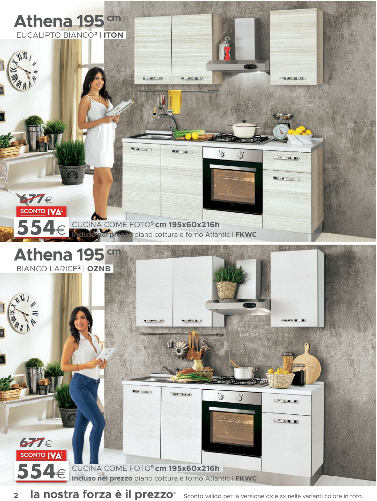 Volantino Mondo Convenienza - Offerte 01/09-08/12/2019 (Pagina 4)