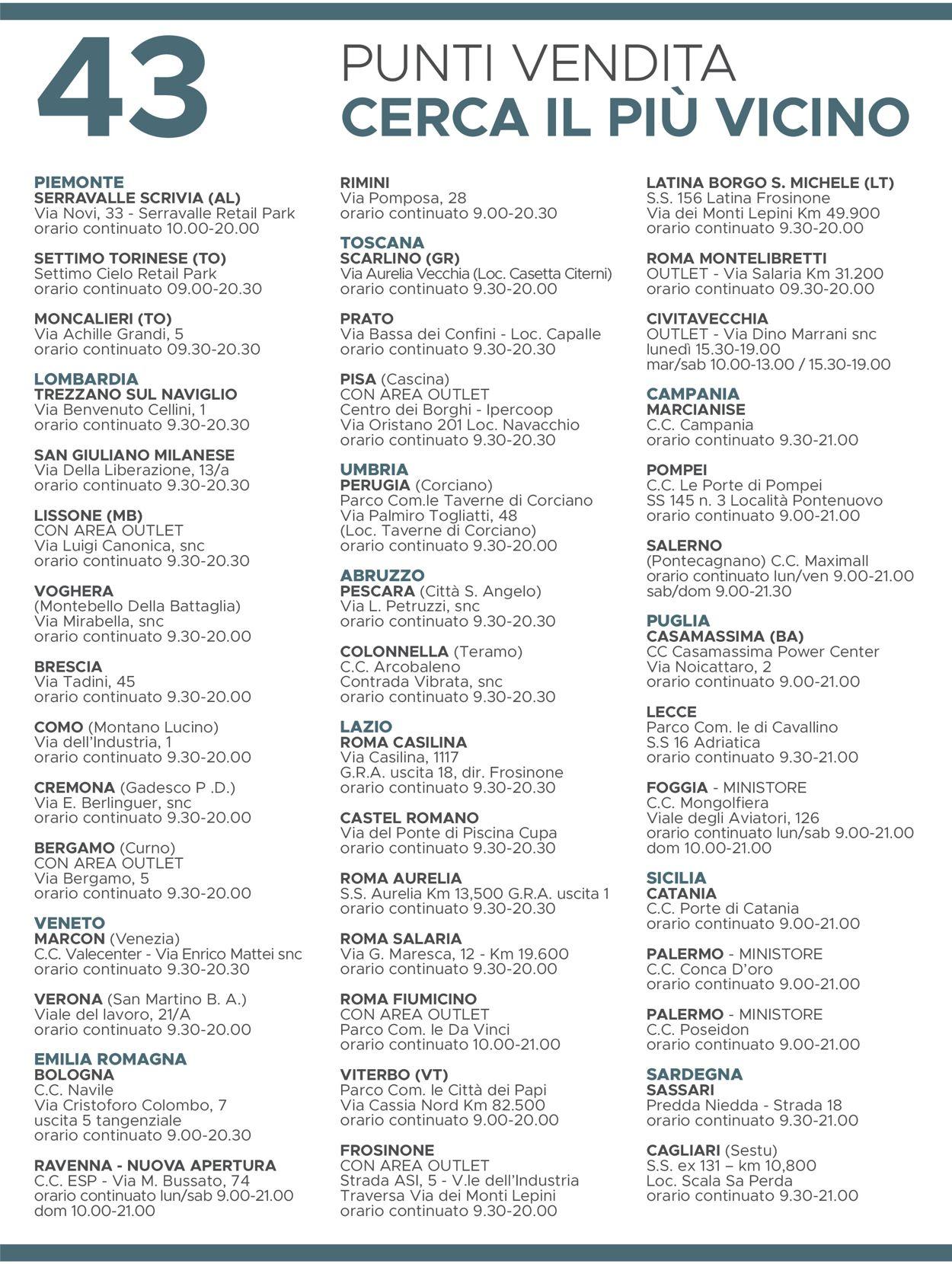 Volantino Mondo Convenienza - Offerte 01/03-31/05/2021 (Pagina 194)