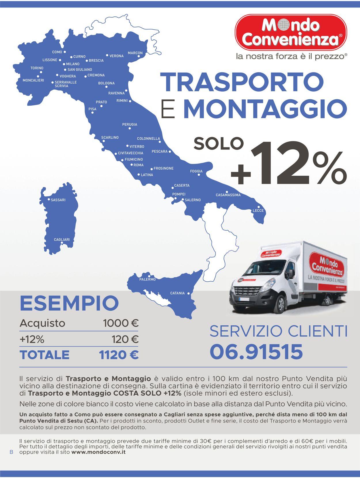 Volantino Mondo Convenienza - Offerte 01/06-31/08/2021 (Pagina 195)