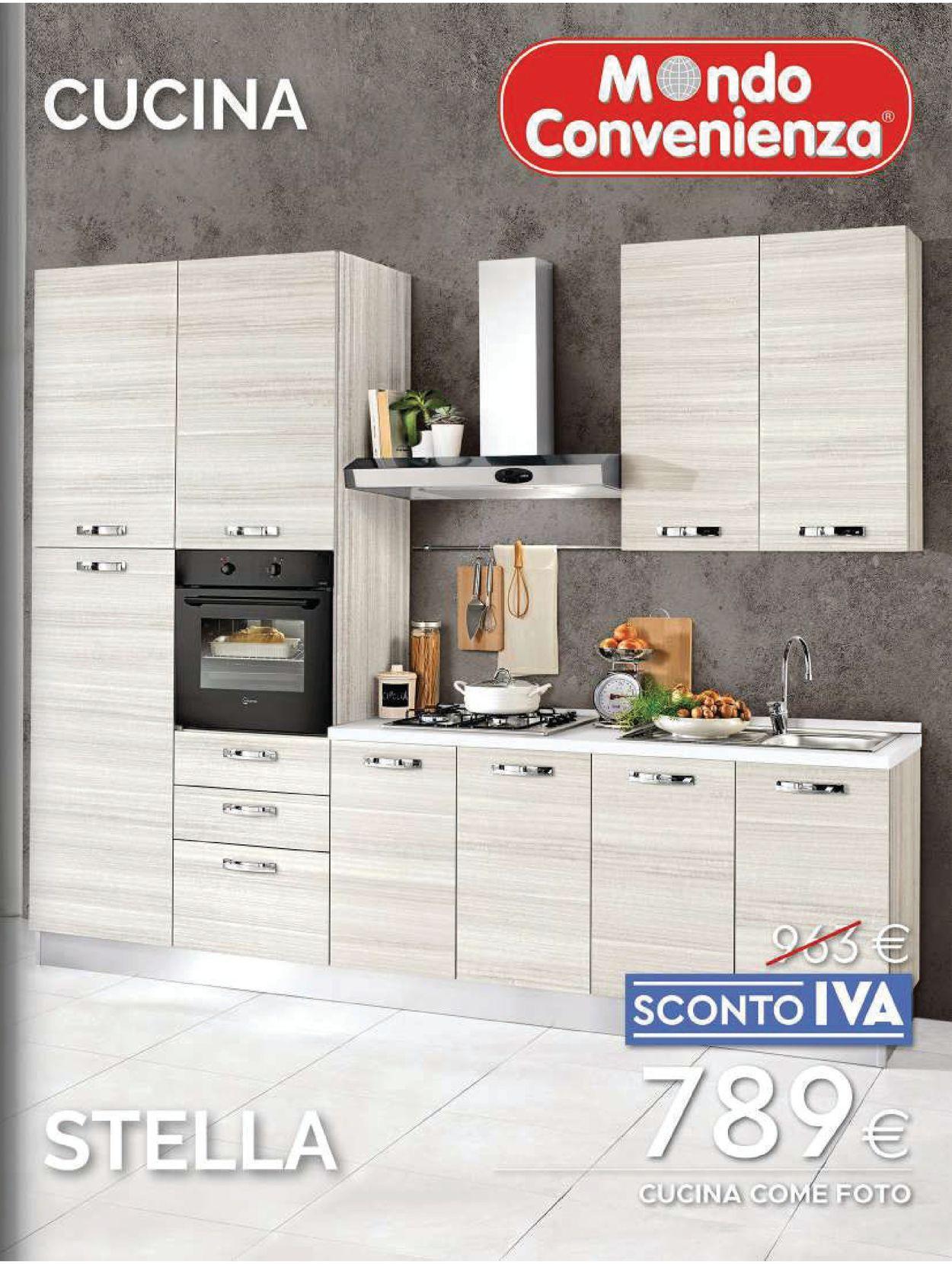 Volantino Mondo Convenienza - Offerte 01/06-31/08/2021 (Pagina 53)