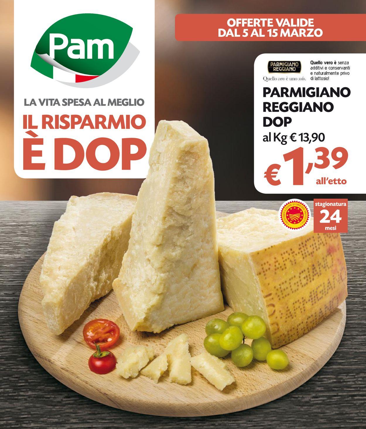 Volantino Pam Panorama - Offerte 05/03-15/03/2020