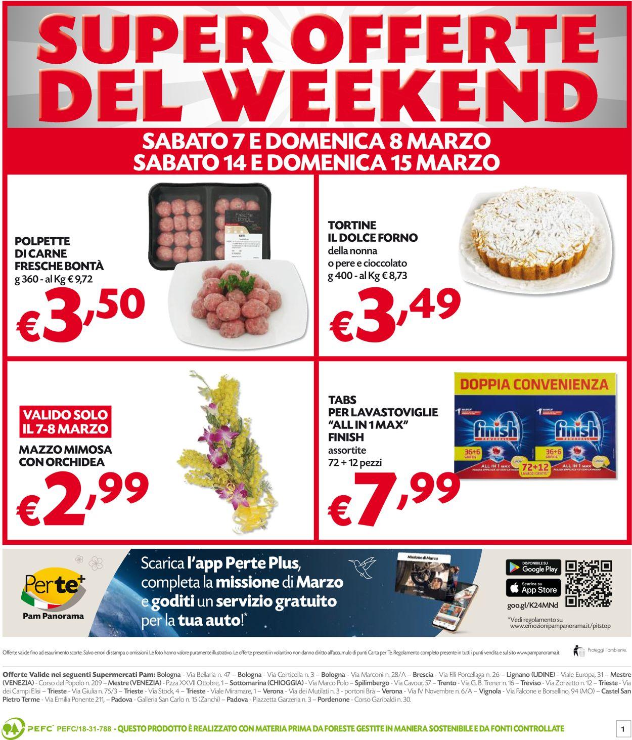 Volantino Pam Panorama - Offerte 05/03-15/03/2020 (Pagina 16)