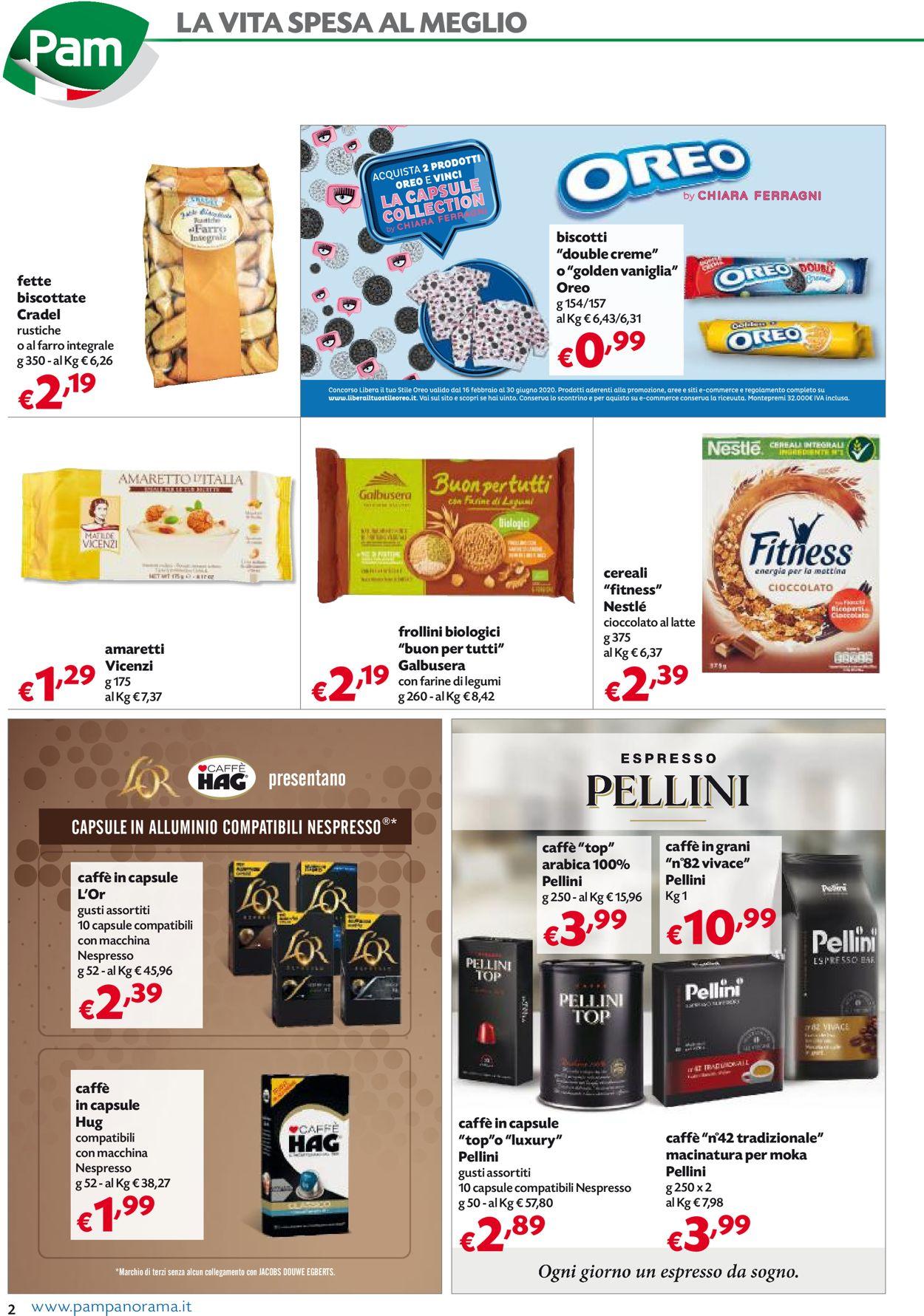 Volantino Pam Panorama - Offerte 16/03-29/03/2020 (Pagina 2)