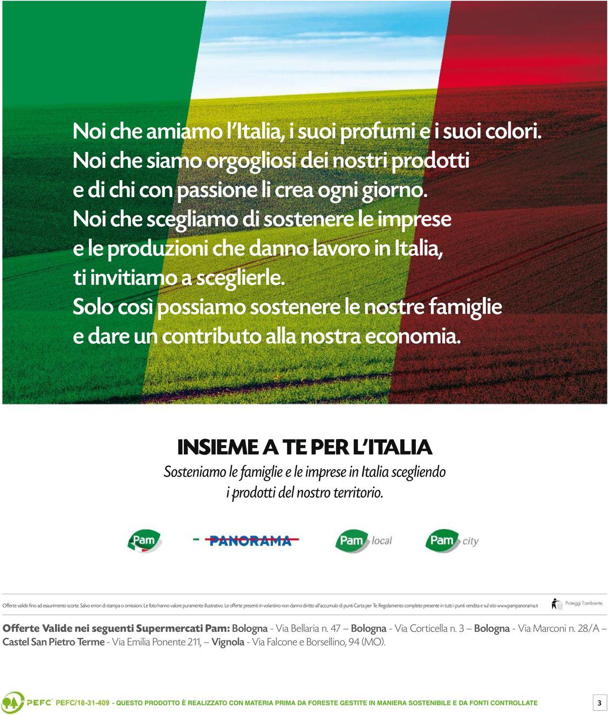 Volantino Pam Panorama - Offerte 30/03-12/04/2020 (Pagina 24)