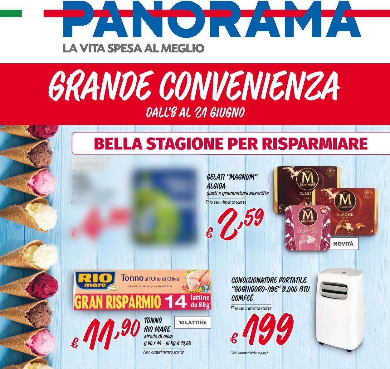 Volantino Pam Panorama - Offerte 08/06-21/06/2020