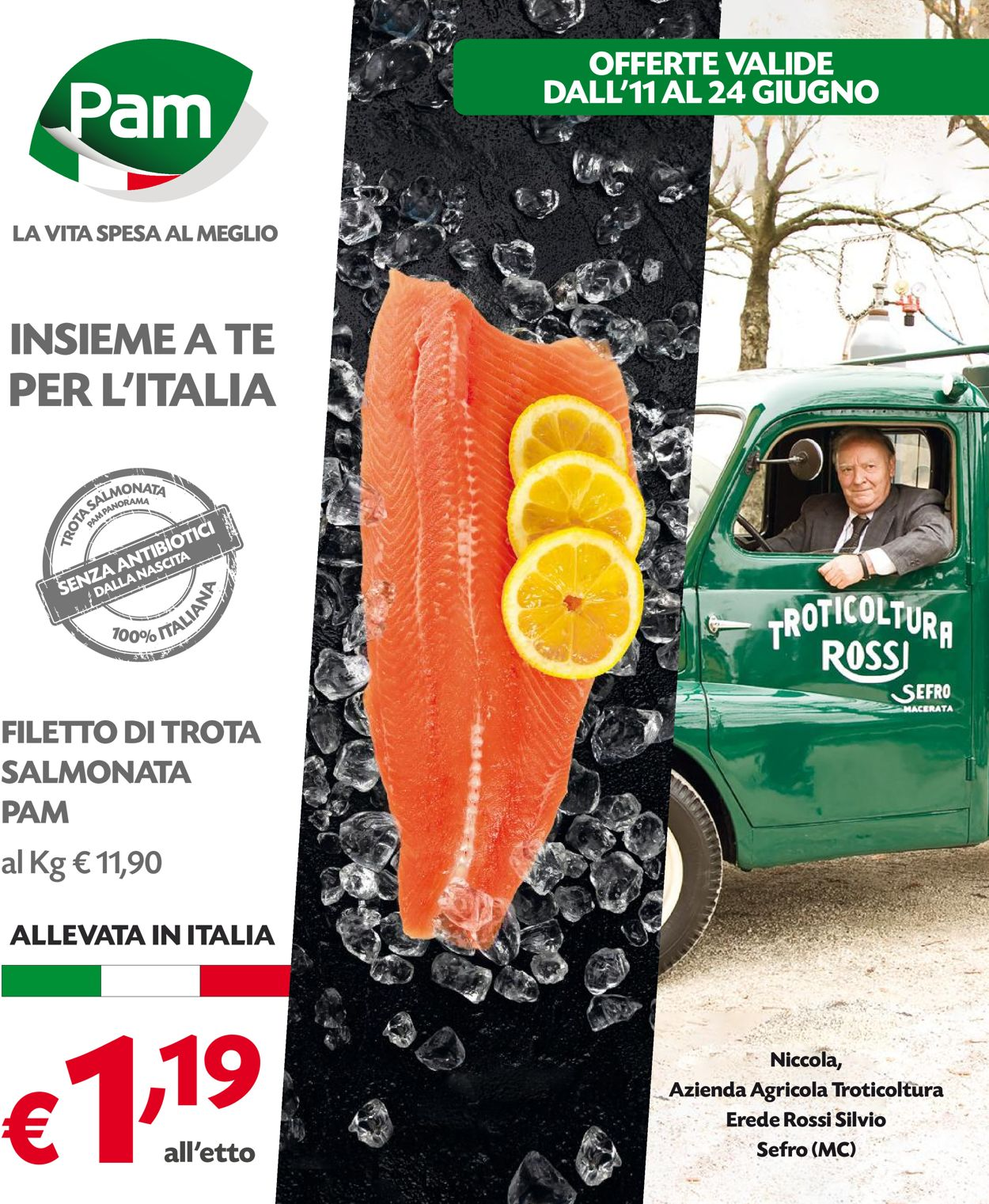 Volantino Pam Panorama - Offerte 11/06-24/06/2020