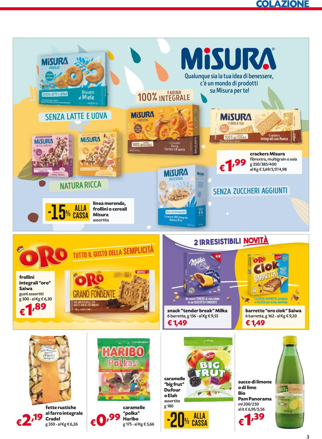 Volantino Pam Panorama - Offerte 11/06-24/06/2020 (Pagina 3)