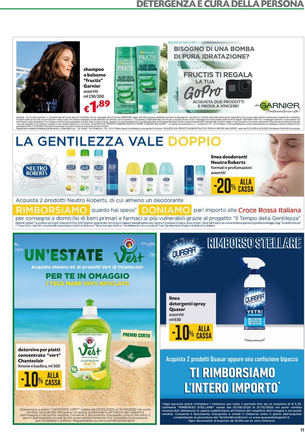 Volantino Pam Panorama - Offerte 25/06-08/07/2020 (Pagina 11)