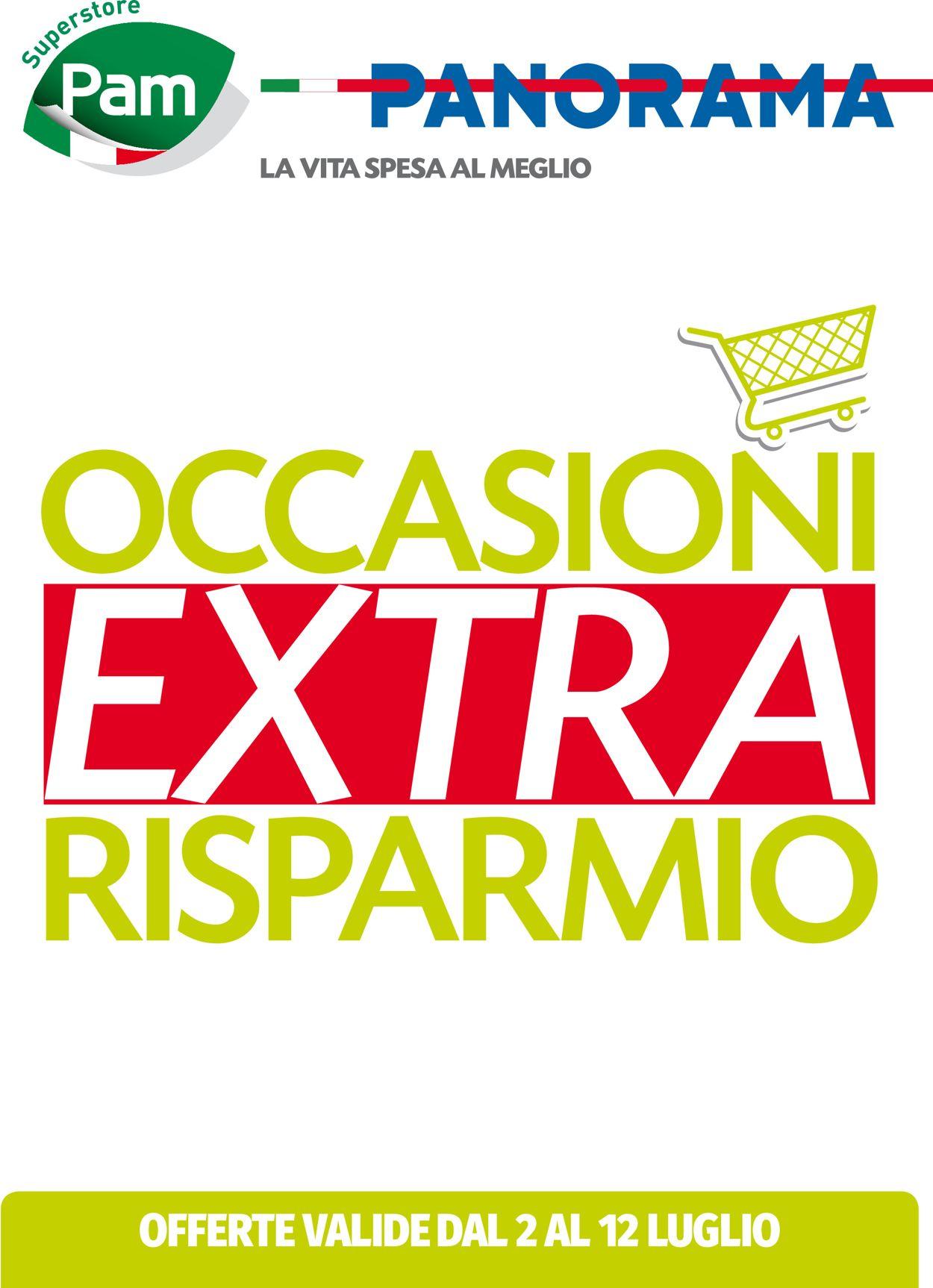 Volantino Pam Panorama - Offerte 02/07-12/07/2020