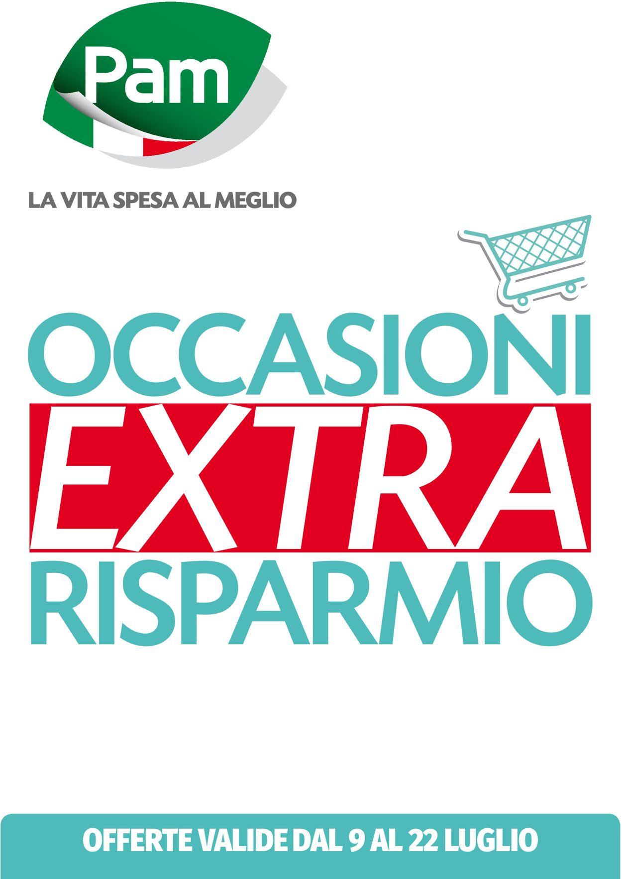 Volantino Pam Panorama - Offerte 09/07-22/07/2020
