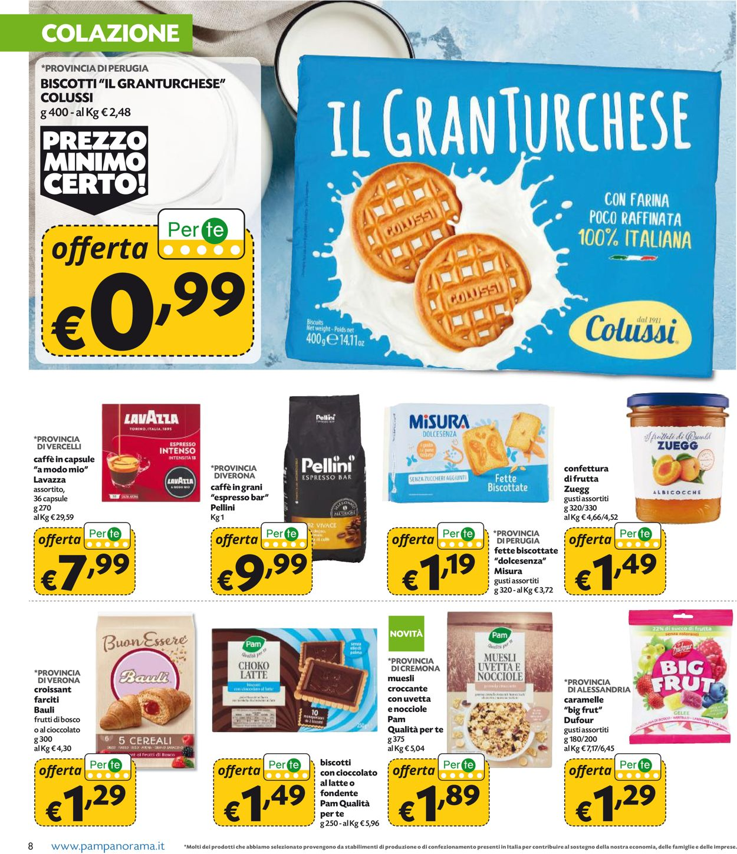 Volantino Pam Panorama - Offerte 09/07-22/07/2020 (Pagina 8)
