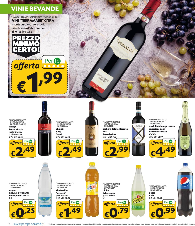 Volantino Pam Panorama - Offerte 09/07-22/07/2020 (Pagina 12)