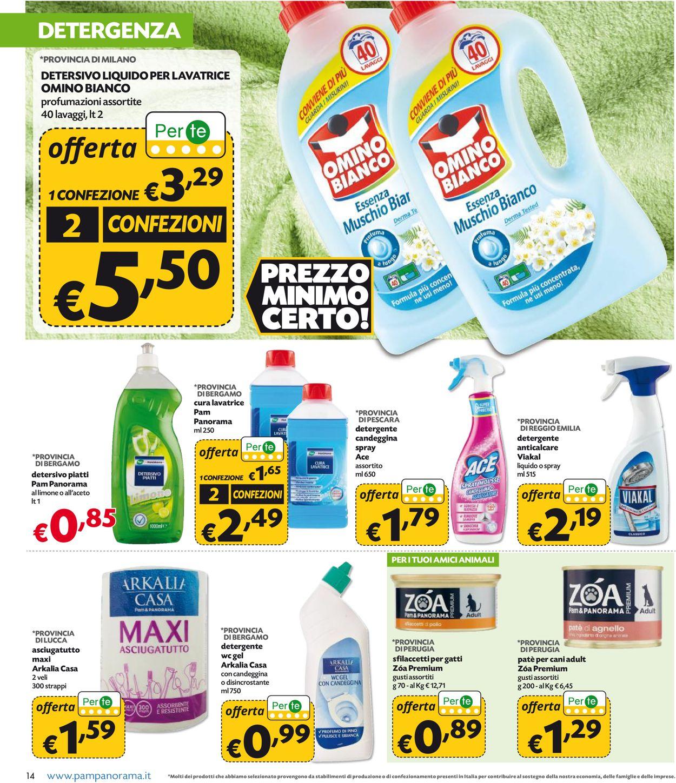 Volantino Pam Panorama - Offerte 09/07-22/07/2020 (Pagina 14)