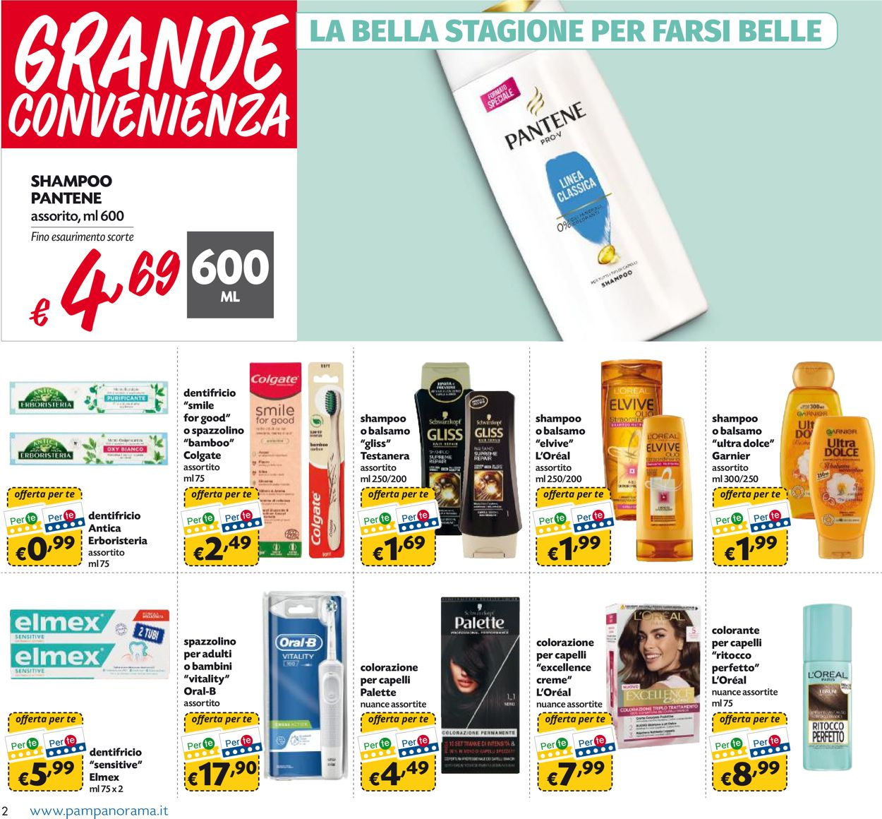 Volantino Pam Panorama - Offerte 13/07-22/07/2020 (Pagina 2)
