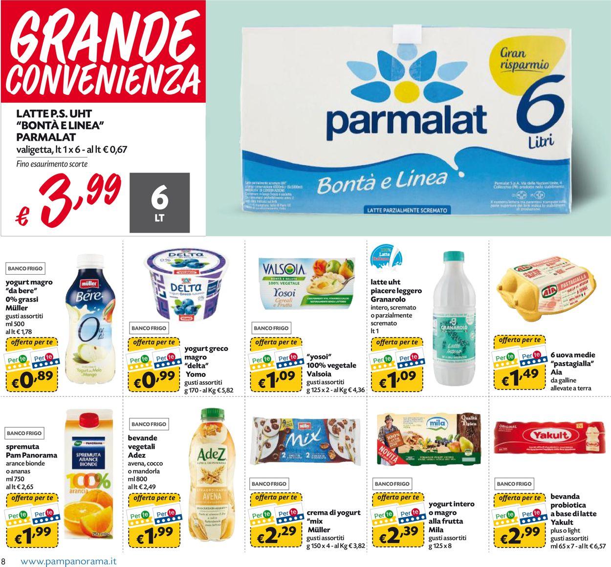 Volantino Pam Panorama - Offerte 13/07-22/07/2020 (Pagina 8)