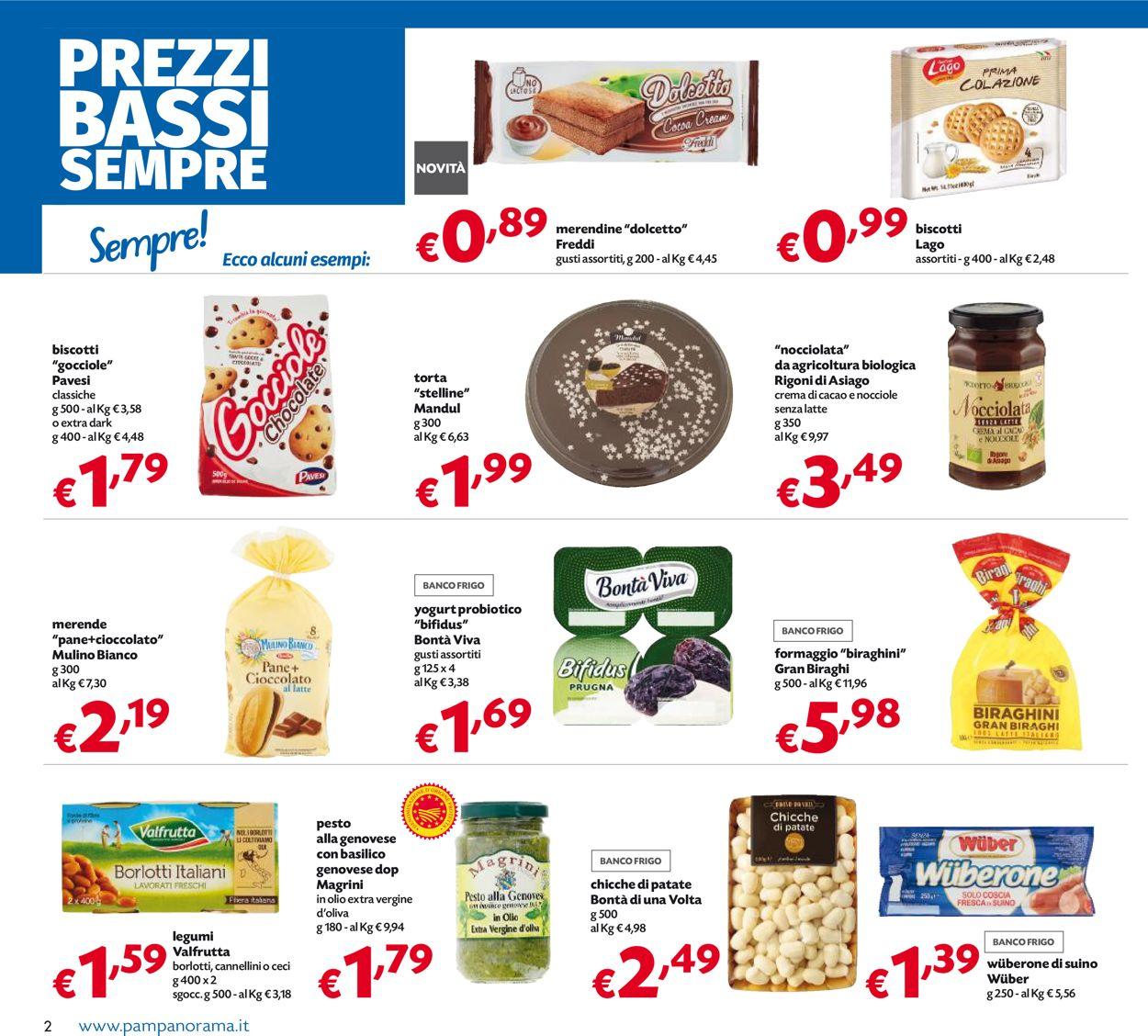 Volantino Pam Panorama - Offerte 17/09-27/09/2020 (Pagina 2)