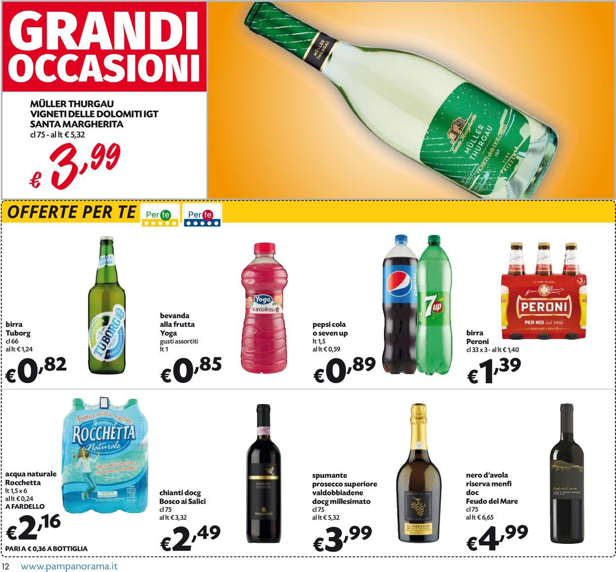 Volantino Pam Panorama - Offerte 08/10-18/10/2020 (Pagina 12)
