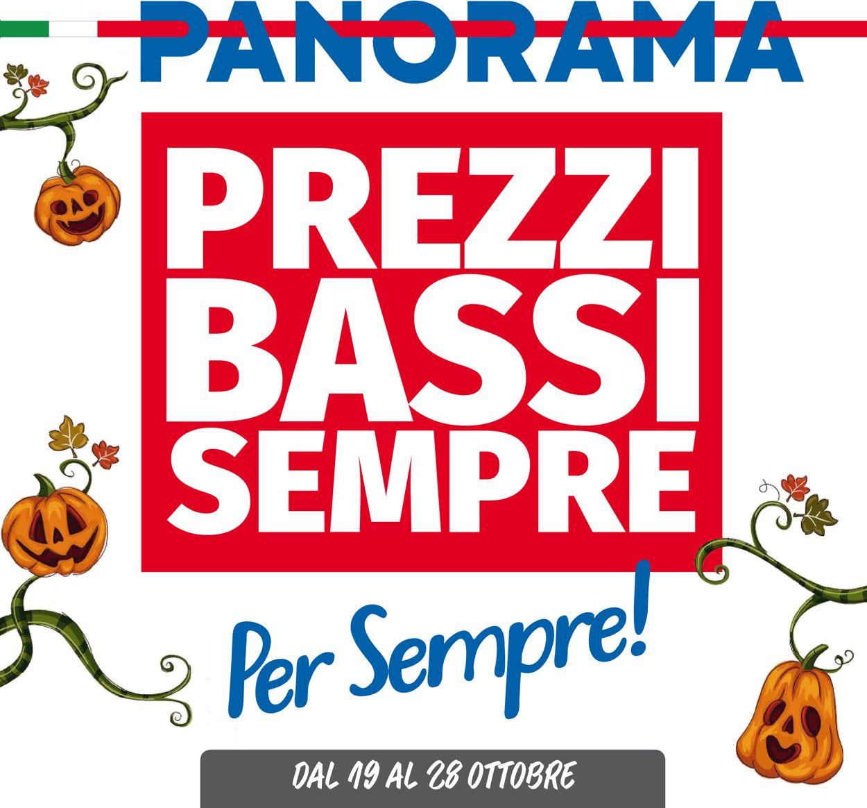 Volantino Pam Panorama - Offerte 19/10-28/10/2020