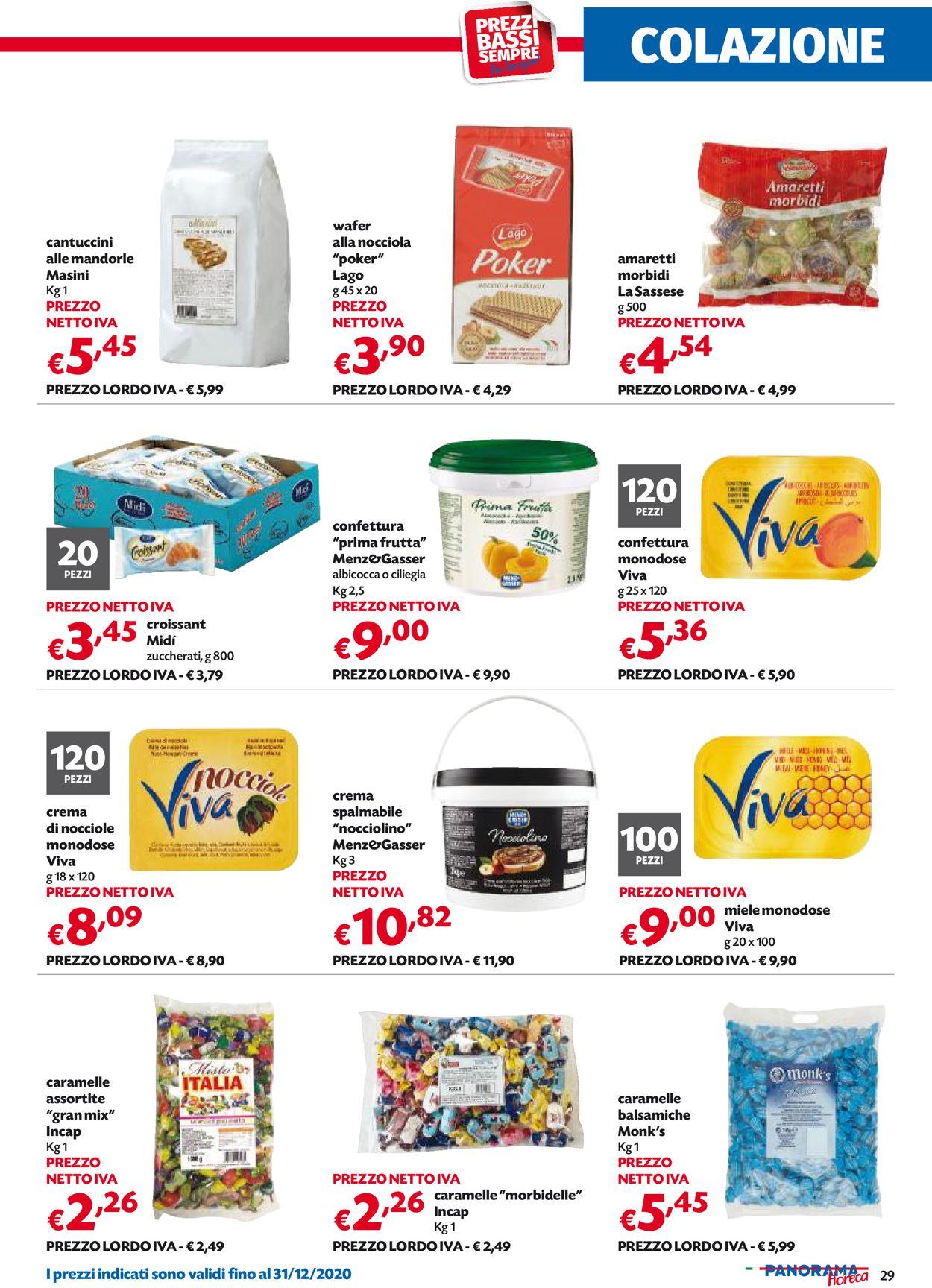 Volantino Pam Panorama - Offerte 19/10-29/10/2020 (Pagina 29)