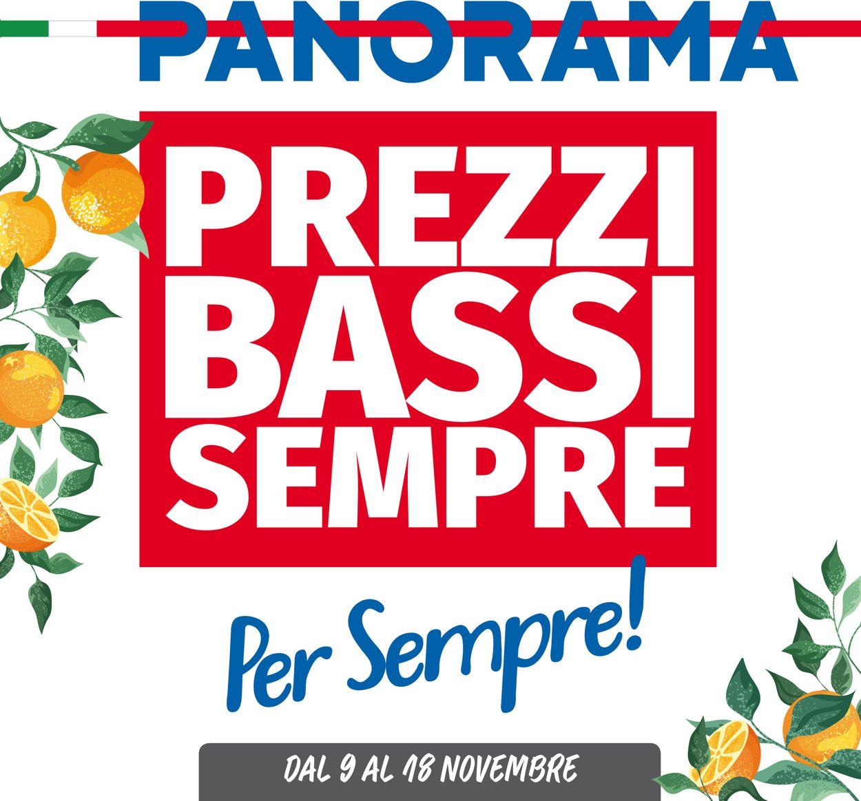 Volantino Pam Panorama - Offerte 09/11-18/11/2020