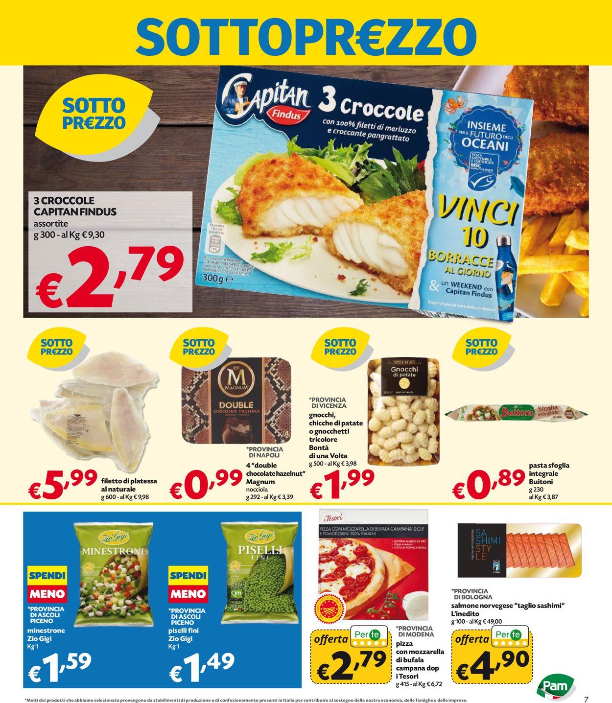 Volantino Pam Panorama - Black Friday 2020 - Offerte 26/11-06/12/2020 (Pagina 7)