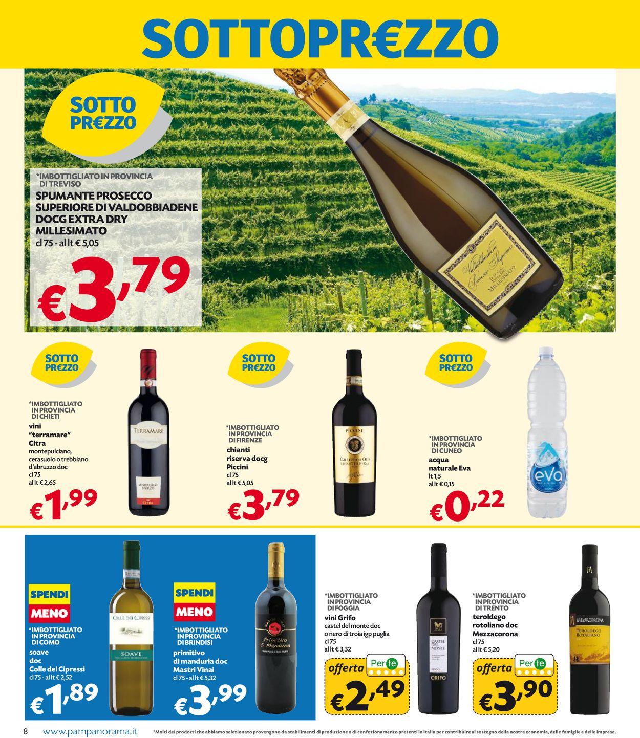 Volantino Pam Panorama - Black Friday 2020 - Offerte 26/11-06/12/2020 (Pagina 8)