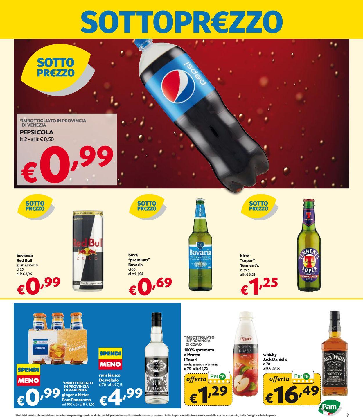 Volantino Pam Panorama - Black Friday 2020 - Offerte 26/11-06/12/2020 (Pagina 9)