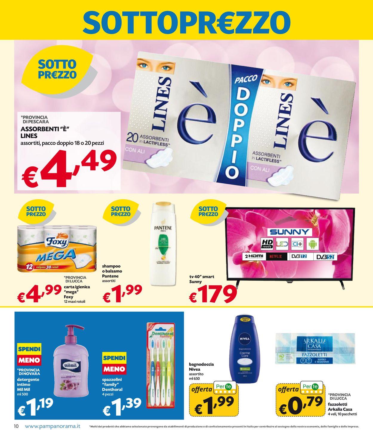 Volantino Pam Panorama - Black Friday 2020 - Offerte 26/11-06/12/2020 (Pagina 10)