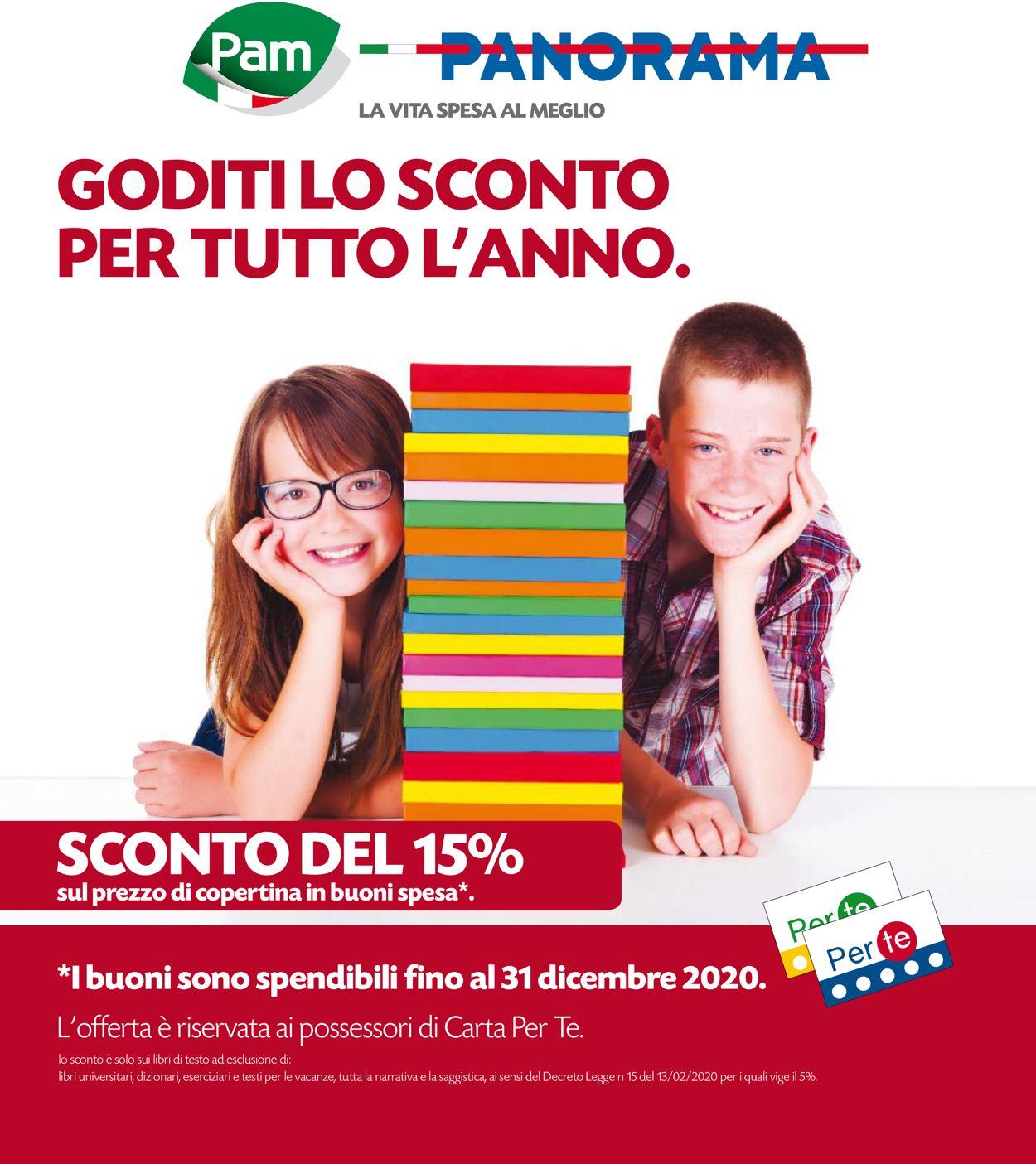 Volantino Pam Panorama - Black Friday 2020 - Offerte 26/11-06/12/2020 (Pagina 17)