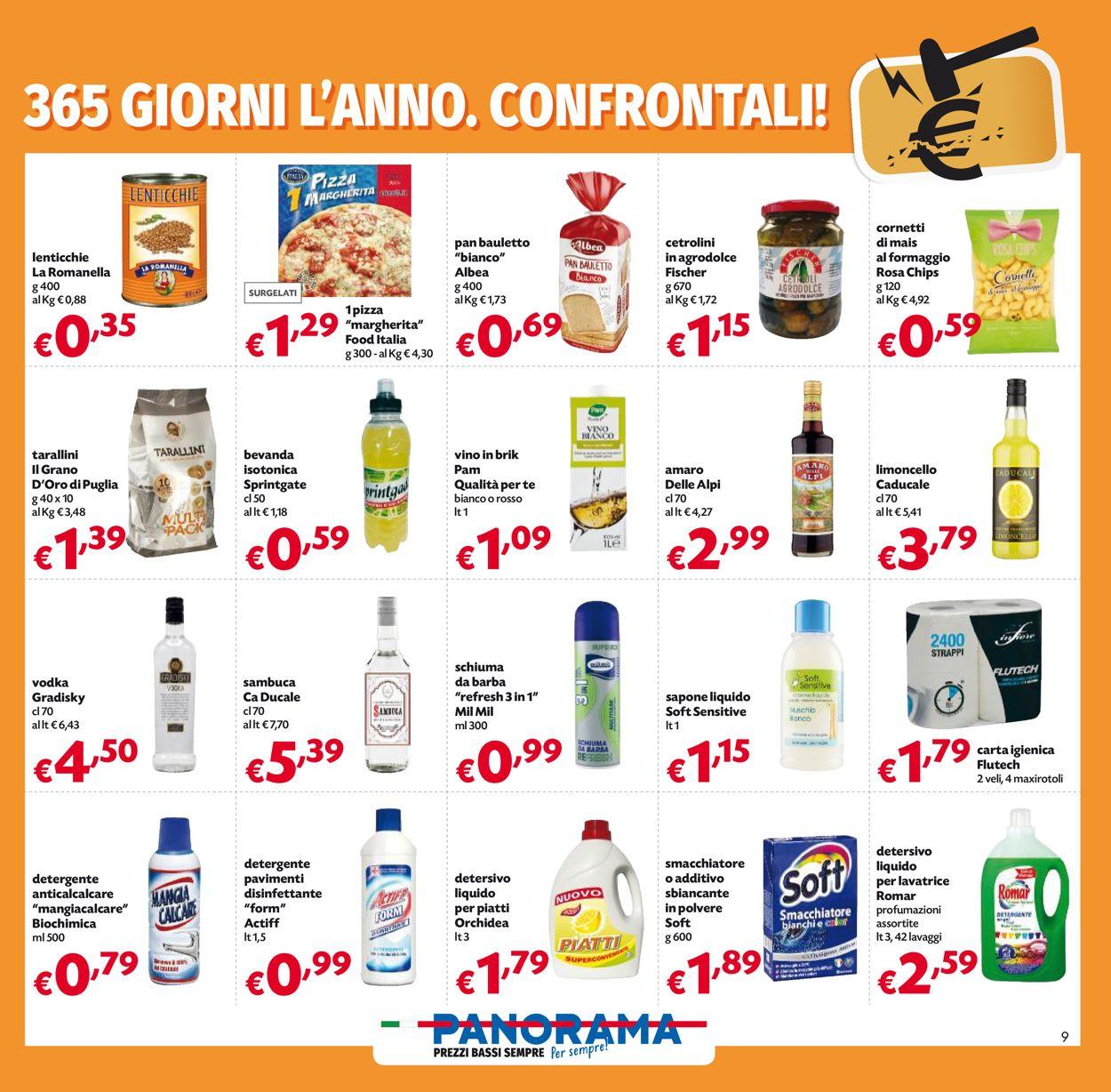 Volantino Pam Panorama - Natale 2020 - Offerte 03/12-16/12/2020 (Pagina 9)