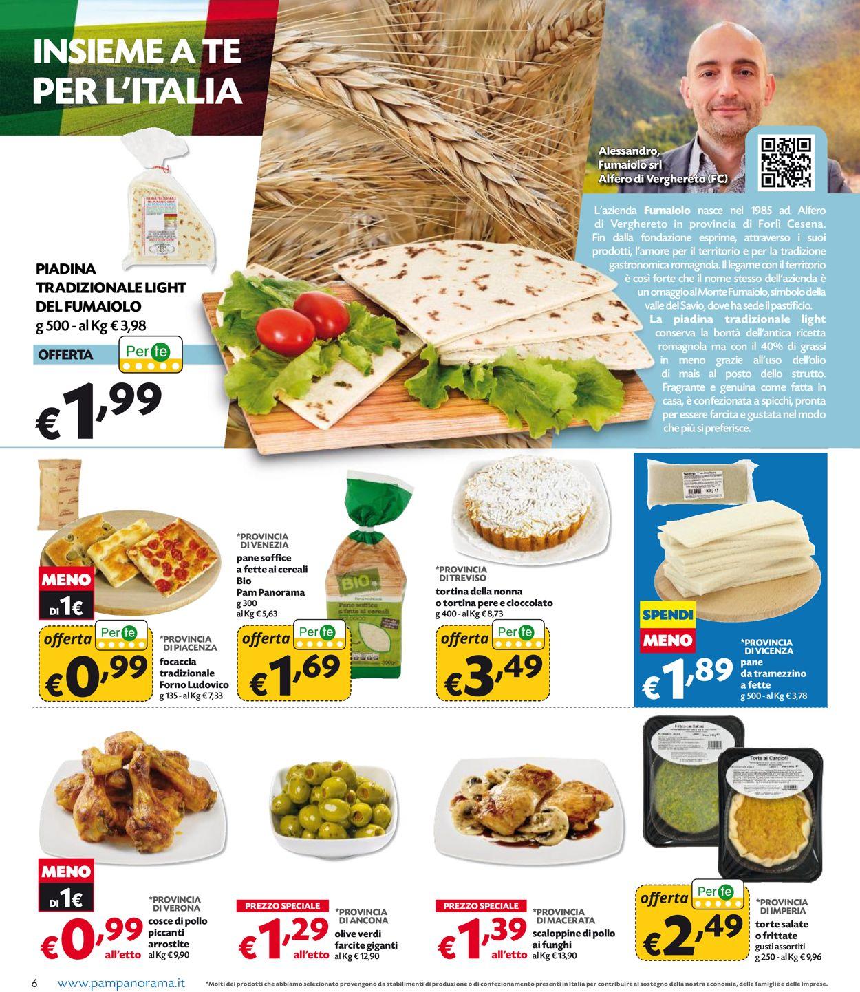 Volantino Pam Panorama - Offerte 30/12-13/01/2021 (Pagina 6)