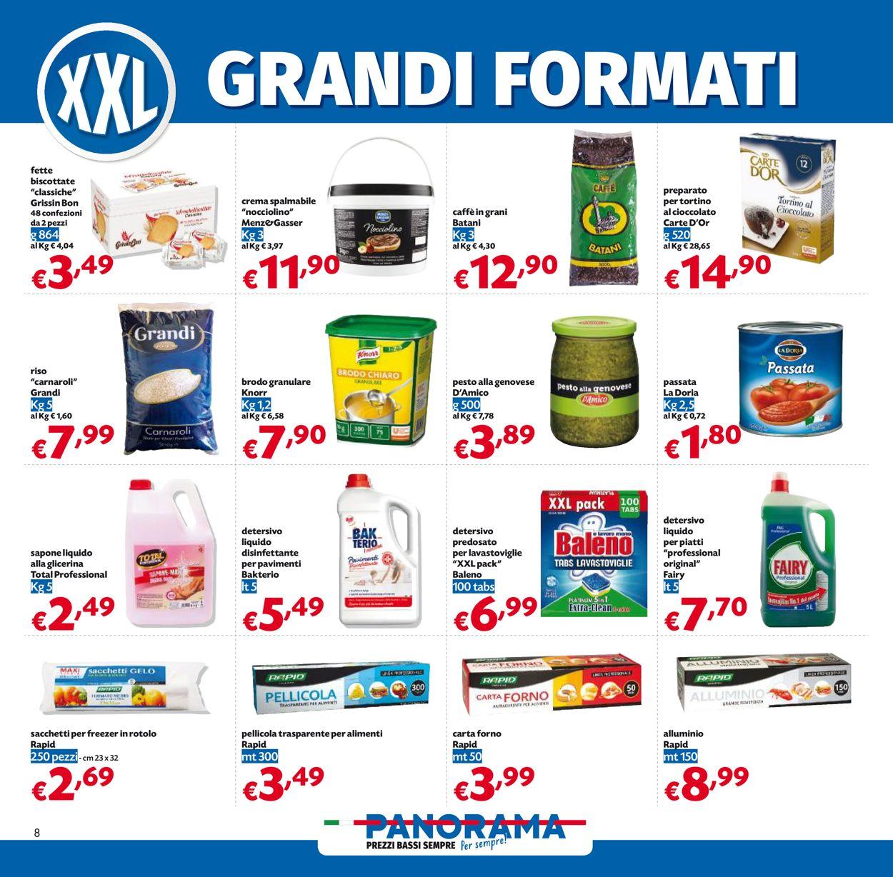 Volantino Pam Panorama - Offerte 30/12-13/01/2021 (Pagina 8)