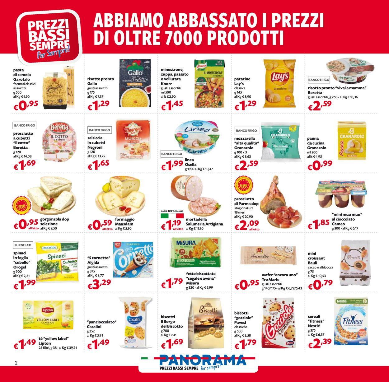 Volantino Pam Panorama - Offerte 14/01-27/01/2021 (Pagina 2)