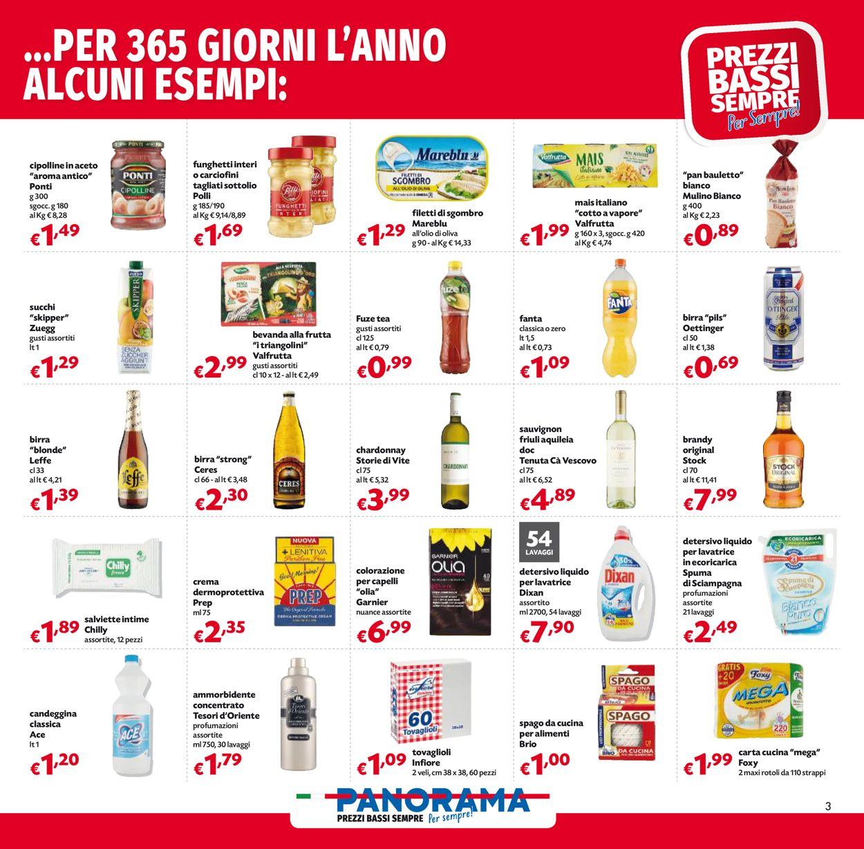Volantino Pam Panorama - Offerte 14/01-27/01/2021 (Pagina 3)