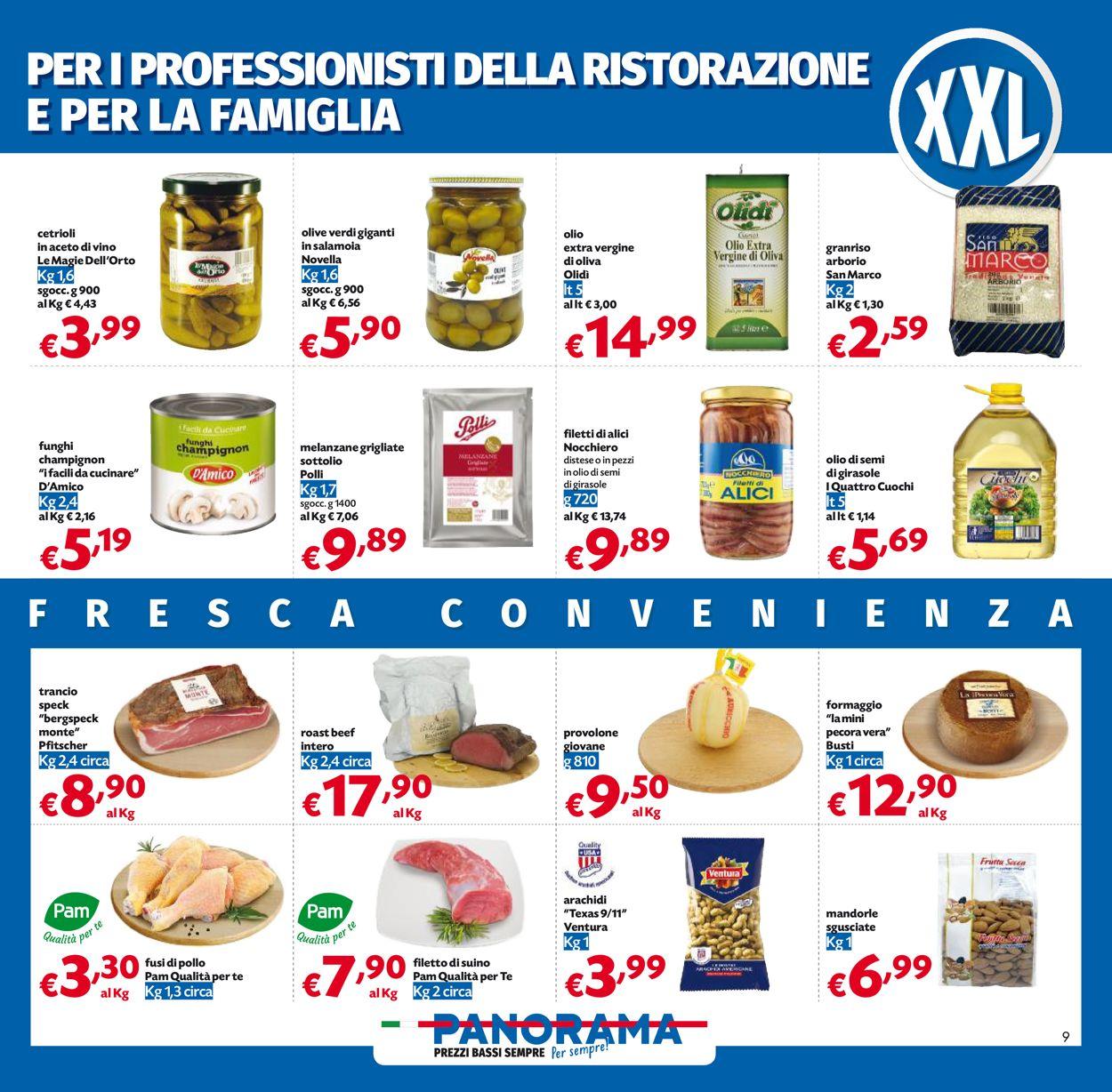 Volantino Pam Panorama - Offerte 14/01-27/01/2021 (Pagina 9)