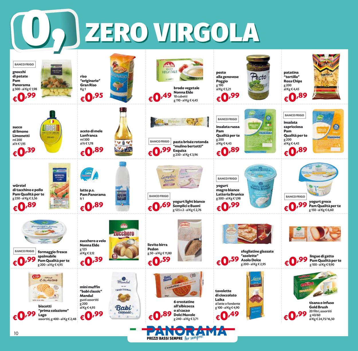 Volantino Pam Panorama - Offerte 14/01-27/01/2021 (Pagina 10)