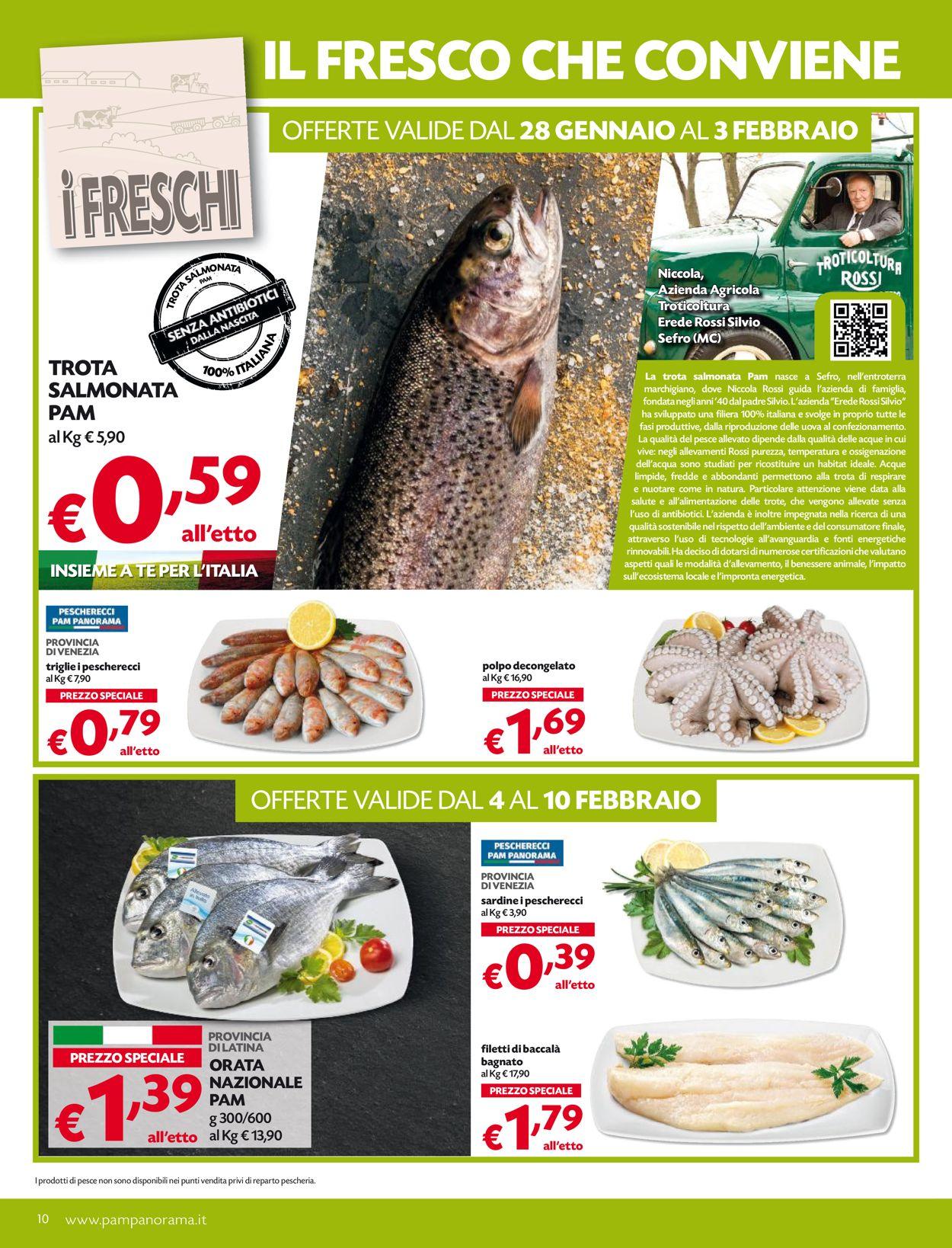 Volantino Pam Panorama - Offerte 28/01-10/02/2021 (Pagina 10)