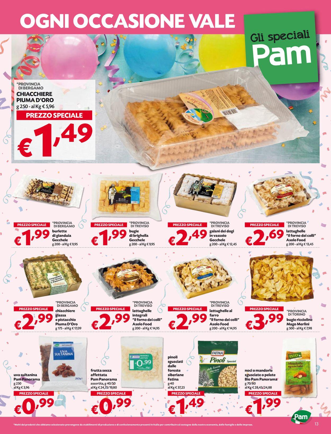 Volantino Pam Panorama - Offerte 28/01-10/02/2021 (Pagina 13)