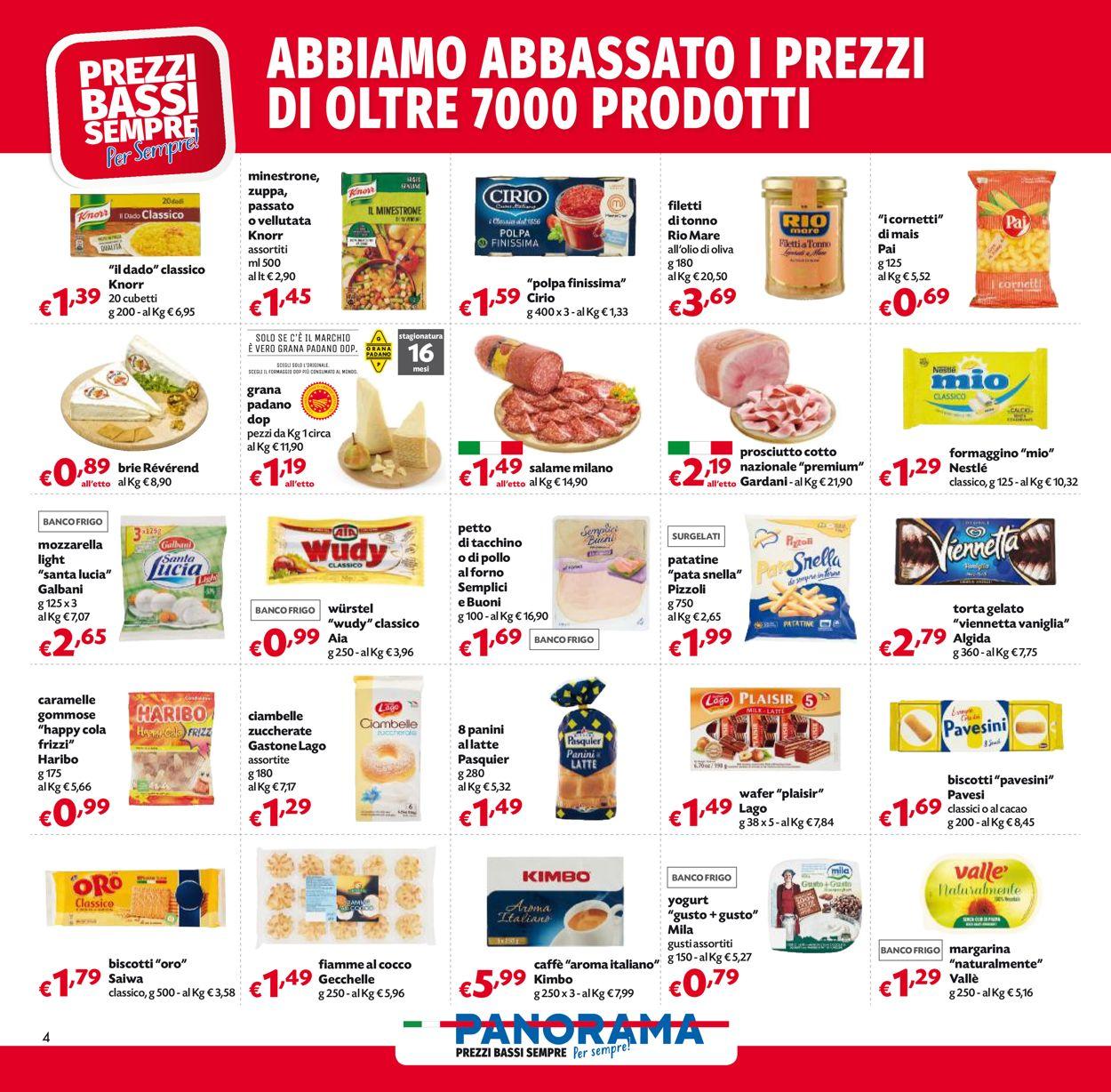 Volantino Pam Panorama - Offerte 28/01-10/02/2021 (Pagina 4)