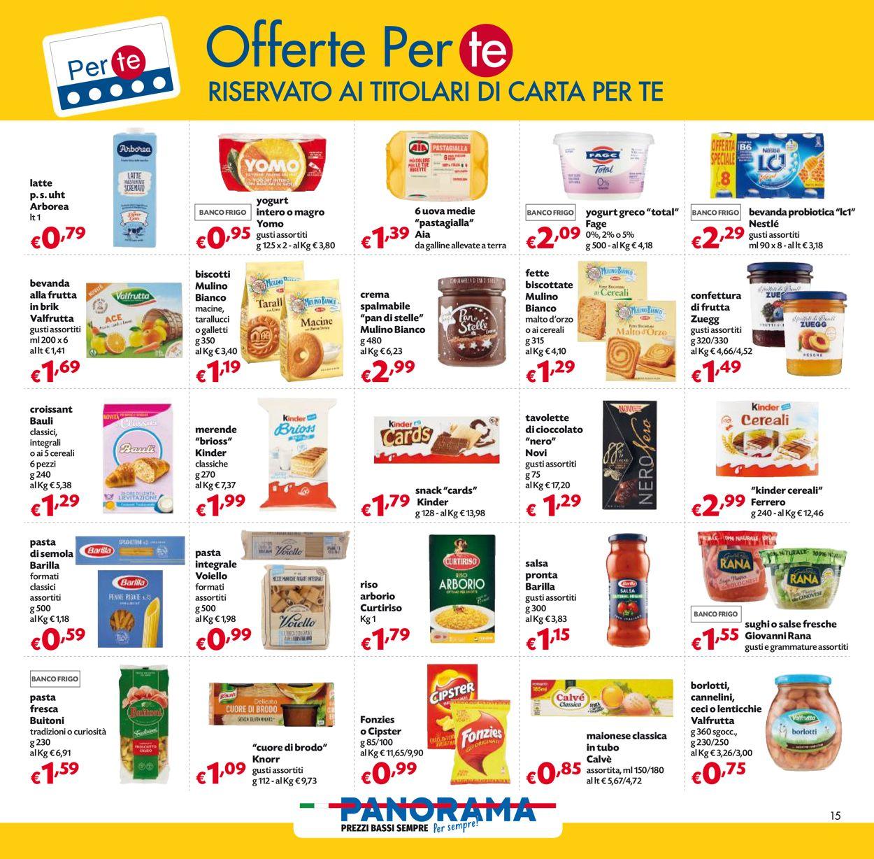 Volantino Pam Panorama - Offerte 28/01-10/02/2021 (Pagina 15)